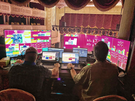 Qvision selects Claypaky lighting fixtures forlive broadcast of the FIFA Arab Cup Qatar 2021 Draw