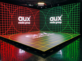 Singapore leads the way with AUX Immersive Studio powered by Brompton Technology