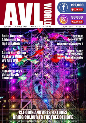 AVL WORLD August 2021 Magazine