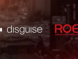 ROE Visual and disguise Strengthen Strategic Partnership