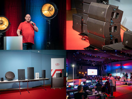 DAS Audio Showcase is a success in Germany