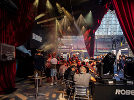 Robe Show goes on BIG Time at PLASA 2021