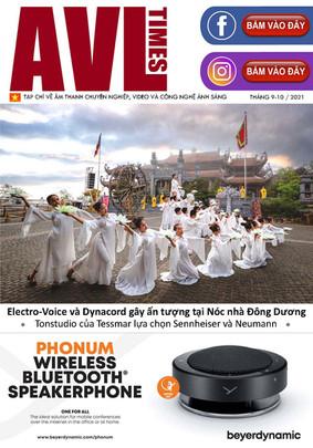 AVL Vietnam - September/October 2021