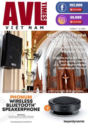 AVL Vietnam - July/August 2021