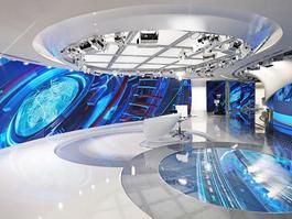 Elation KL Fresnel™ for Al Arabiya broadcast facility