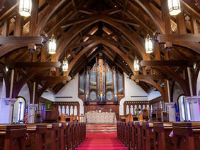 Historic First Presbyterian Church modernizes audio with Electro-Voice and Dynacord
