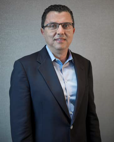 Albert Chauvet, CEO of Chauvet