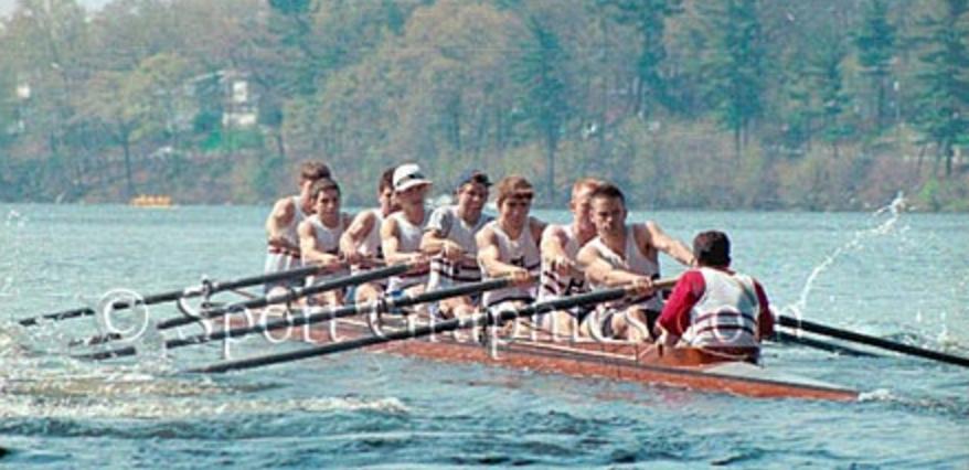 Penn Lightweight Crew JV 1989 | Michael Fertman