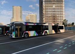 東京BRTのプレ運行がスタート!