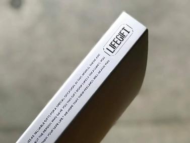 再びNHKで紹介されました! 防災用品のギフトブック「LIFE GIFT」