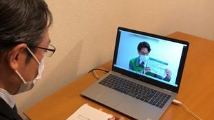 東京都の補正予算案の説明会に参加