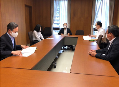 東京都議会議員との連携