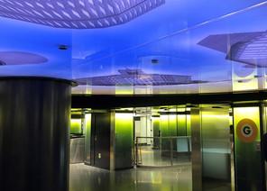 銀座駅のリニューアル工事が完了