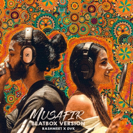 Rashmeet Kaur and DVK's Musafir will calm you down like nothing else...