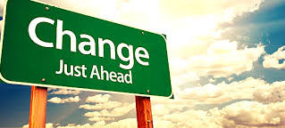 Change is Inevitable