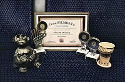 Film festival awards