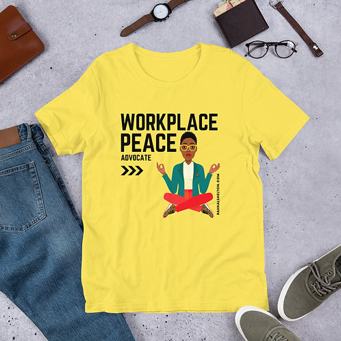 Workplace Peace Short-Sleeve Unisex T-Shirt