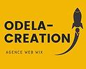 Logo Odela Création - Agence web Wix