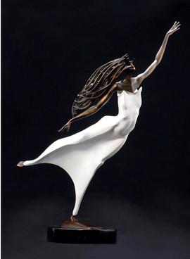 Artist Ken Shutt - Chasing the Wind