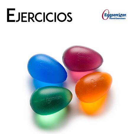 Ejercicios con Eggsercizer: