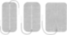 Electrodos para estimulación de cuadríceps Axelgaard Pals de venta en Bruce Médica