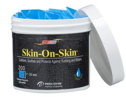 Skin on skin