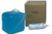 Gel para ultrasnido clásico azul marca Bordson de venta en Bruce Médica