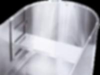Asiento de suspensión ajustable para tanques Whitehall de venta en Bruce Médica