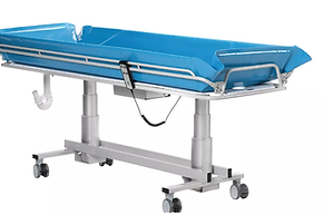 Camilla para ducha eléctrica para pacientes bariátricos TR3200 de TR de venta en Bruce Médica