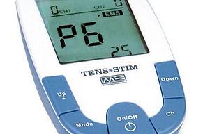 Estimulador eléctrico TENS y EMS - TENS*STIM 211 marca Mettler de venta en Bruce Médica
