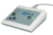 Electroestimulador neuromuscular portátil Sys Stim 208 - 208A marca Mettler de venta en Bruce Médica