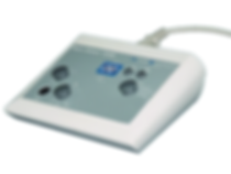 Electroestimulador neuromuscular de 1 canal portátil Sys Stim 208 marca Mettler de venta en Bruce Médica