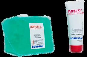 Gel para electrodos Impulse de Bordson de venta en Bruce Médica