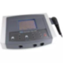 Unidad de terapia combinada Sonicator Plus 920 de 2 canales de electroterapia y 1 canal de ultrasonido marca Mettler de venta en Bruce Médica