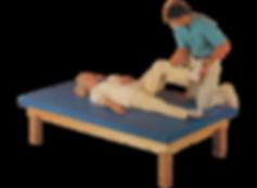 Mesa de madera Bobath de venta en Bruce Médica