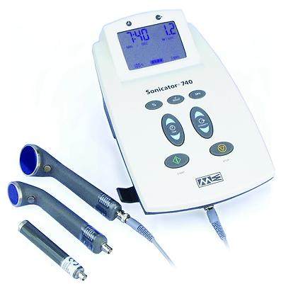 Ultrasonido terapéutico Sonicator 740X marca Mettler de venta en Bruce Médica