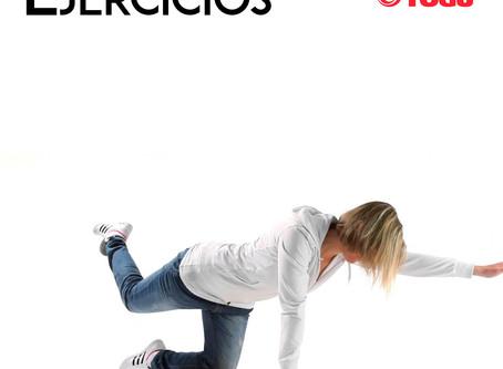 Balanza Ballstep: ¡Póster de ejercicios!