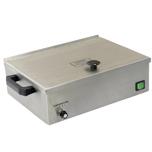 Calentador de agua para termoplástic