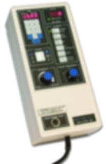 Electroestimulador múscular de 1 canal con corriente directa marca Mettler de venta en Bruce Médica