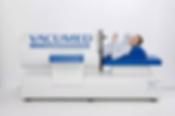Terapia de vacío intermitente Vacumed de Weyergans de venta en Bruce Médica