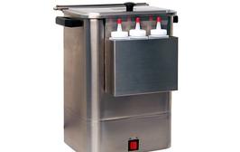 Calentador para botellas de gel con calor residual marca Whitehall de venta en Bruce Médica