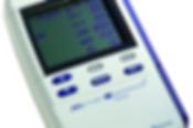 Estimulador eléctrico TENS,EMS y Microcorriente - Trio Stim 215 marca Mettler de venta en Bruce Médica