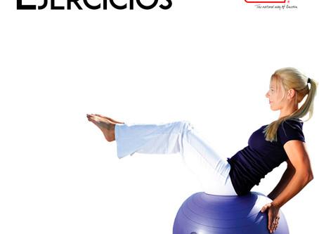 Ejercicios con pelotas: Sissel Securemax