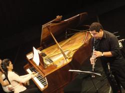 Recital em São Paulo