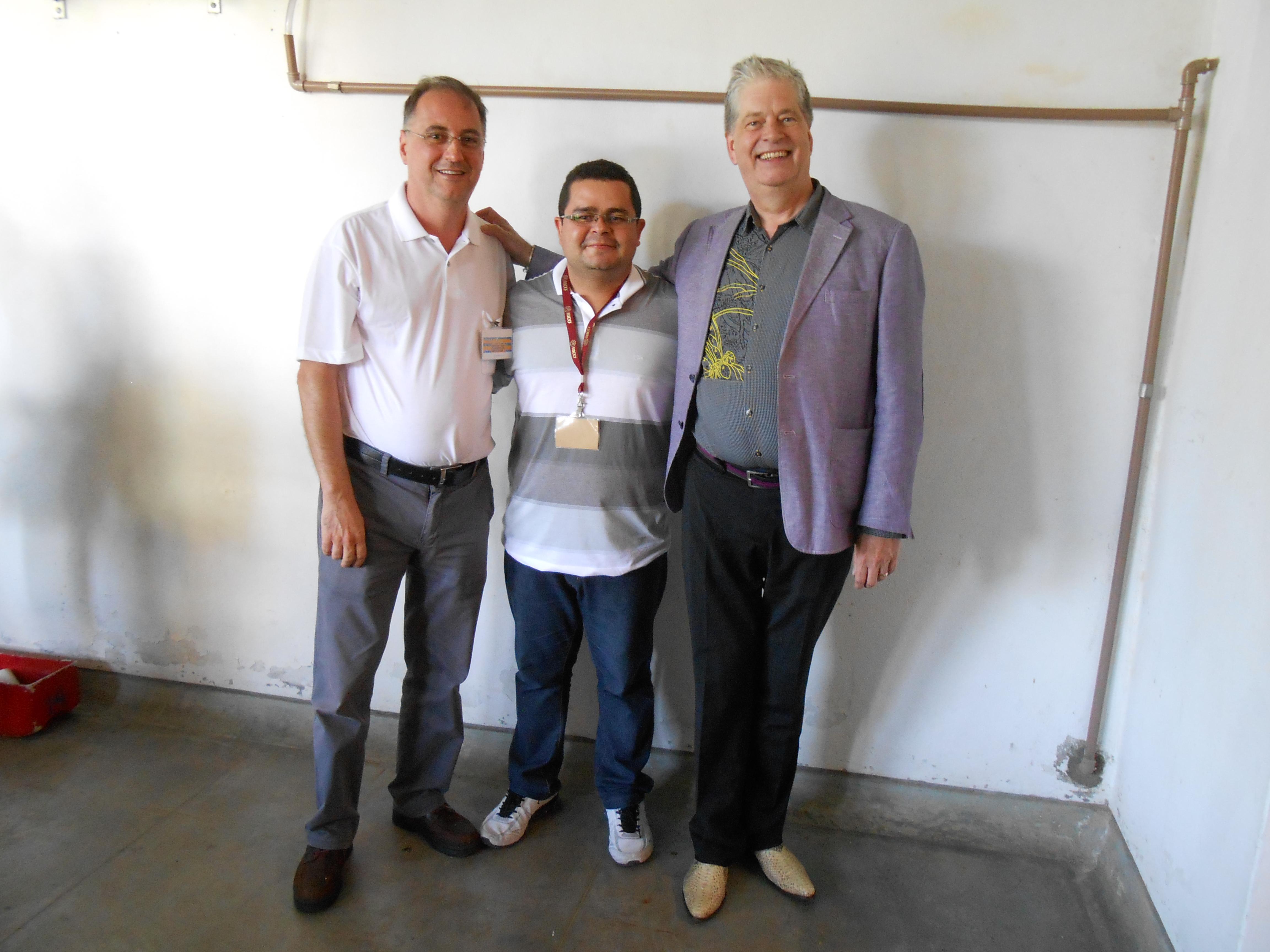 Guilherme Garbosa e Henri Bok