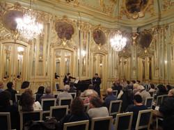 Recital em Lisboa