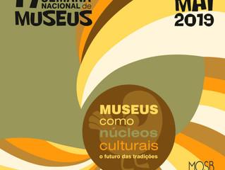 MOSB participa da 17º Semana Nacional de Museus