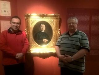 Arcebispo do RS e Padre de PE visitam o MOSB