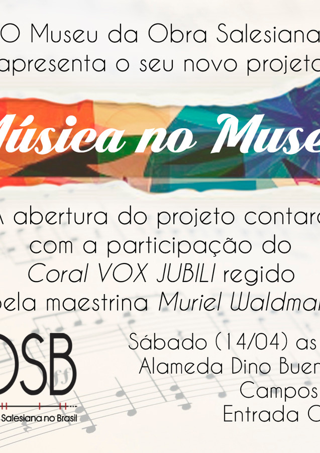 Música no Museu