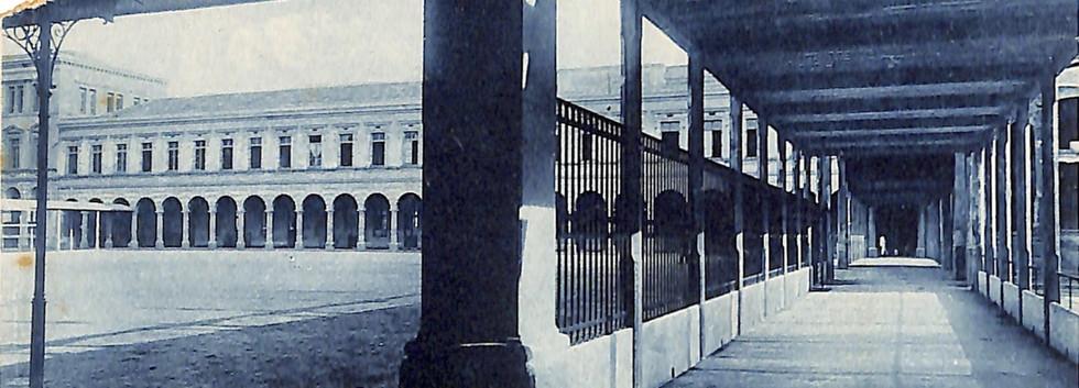 Entrada do Estacionamento